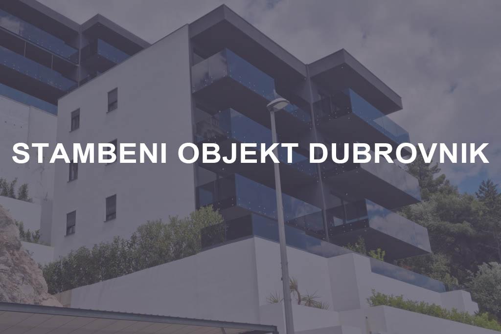 Stambeni objekt Dubrovnik